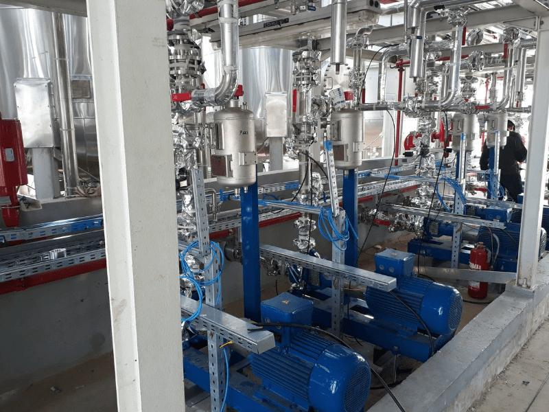 Endüstriyel Pompa Çözümleri